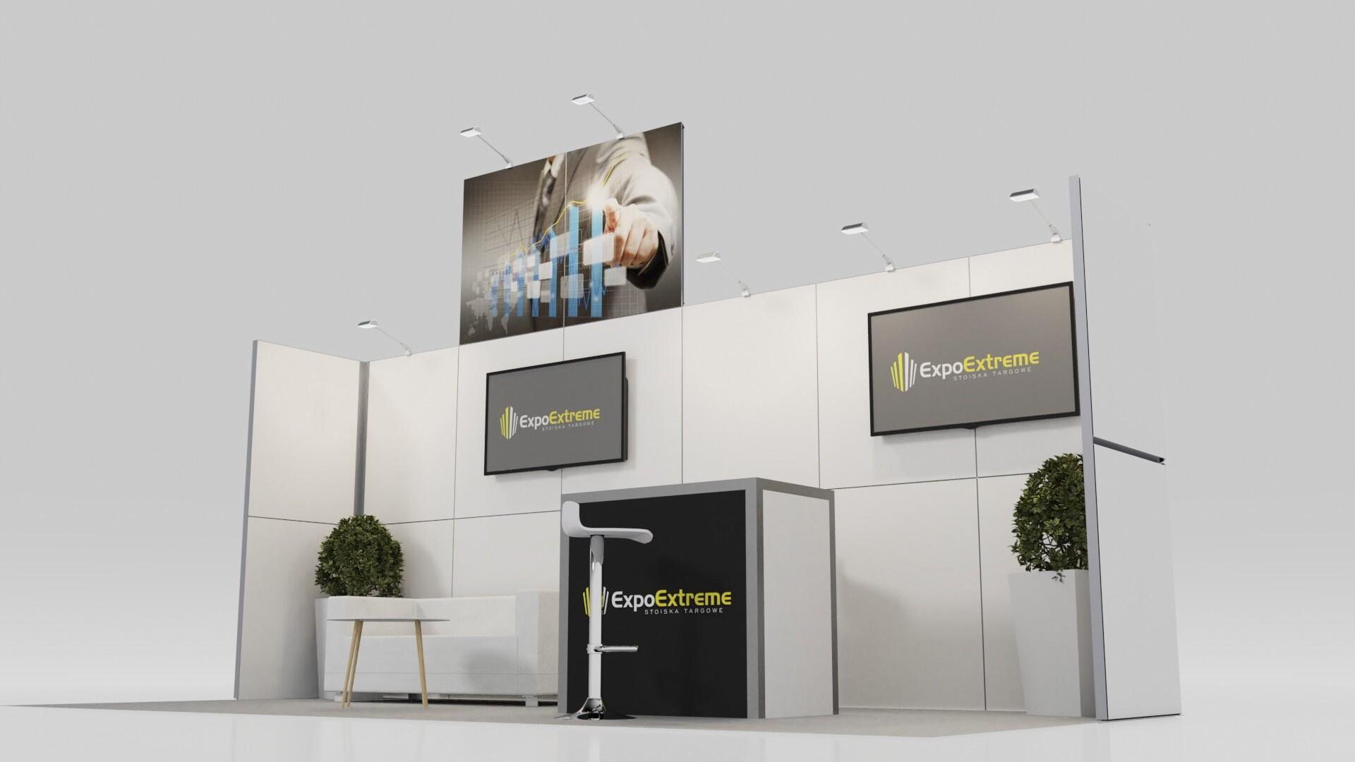 Ścianki targowe dla firm